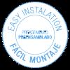 Facil montaje ventilador Easy Faro