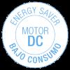 Motor bajo consumo - Ventilador Sioux